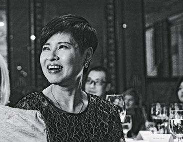 5. Lisa Chow, managing director, Estee Lauder.
