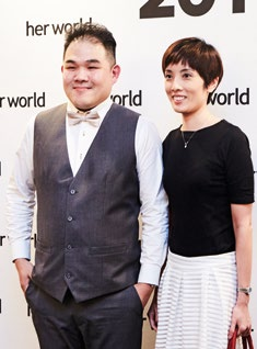 9. Eric Liew, managing director, and Janice Chua, business development manager, Prime Group Asia.