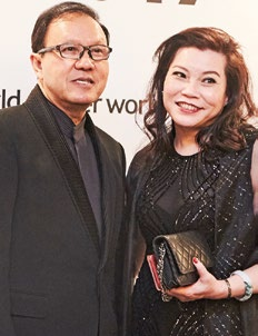 4. Gilbert Madhavan, general manager, and Jessie Khoo-Gan, sales and marketing manager, One Farrer Hotel and Spa.