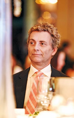 7. Henric Sark, country manager, L'Oreal Singapore.