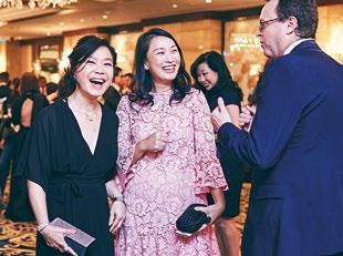 5. Gynaecologist Ann Tan (far left).