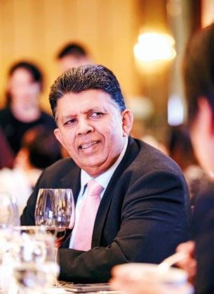 3. Patrick Daniel, chairman, SPH Magazines Board.