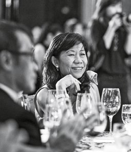 4. Rosa Daniel, CEO, National Heritage Board.