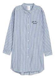 H&M nightshirt, $34.95