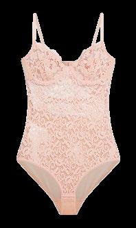 Bodysuit, $58, from DKNY.