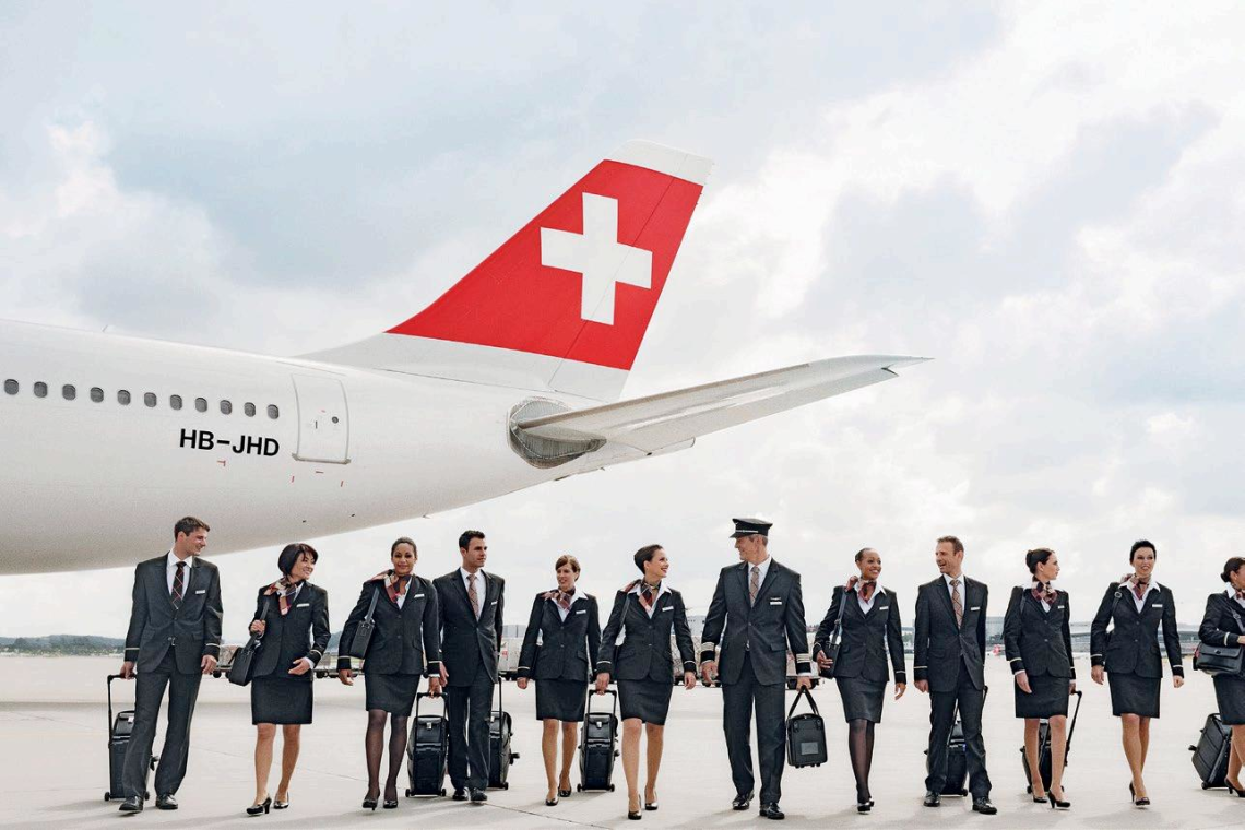 You can always count on warm service from the multicultural SWISS crew, from check-in all the way till you disembark.