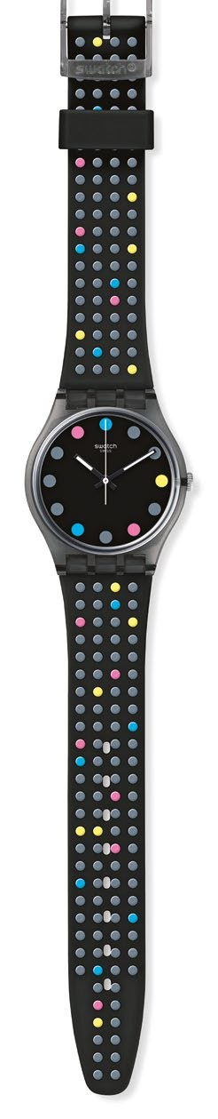 Swatch Boule a Facette, $82