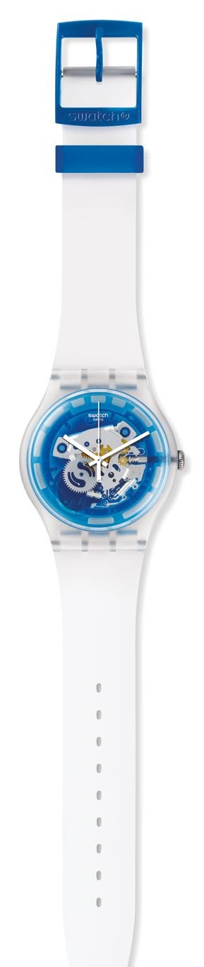 Swatch Blueamazing, $109