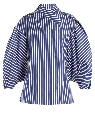 8. Top, about $750, A.W.A.K.E at Matchesfashion.com