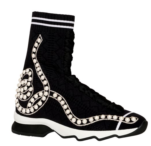 12. Boot, Fendi