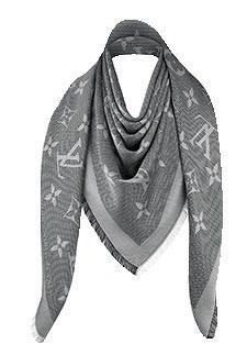 6. Scarf, $925, Louis Vuitton