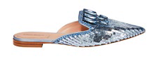 Alberta Ferretti leather with sequins, $980, On Pedder.
