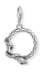 Snake Charm pendant, $109.
