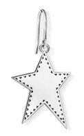 Star single earring, $91.