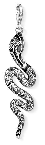 Snake pendant,  $309