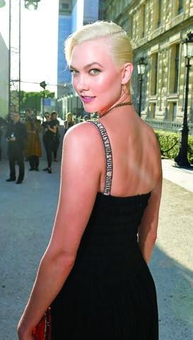 9. Karlie Kloss