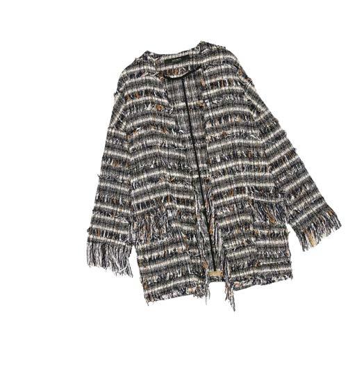 Zara cardigan, $159