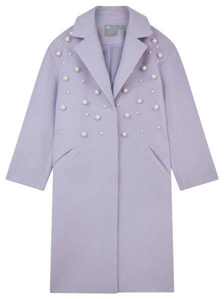 Coat, $145, from ASOS