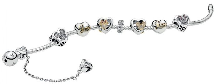 Pandora's Disney Collection will bring out your inner child