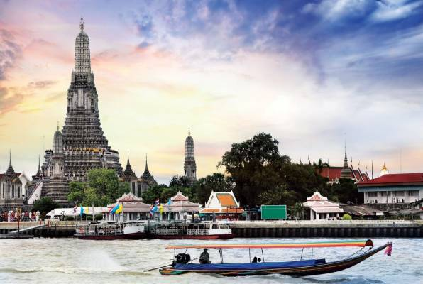 Where to go in Bangkok by boat?