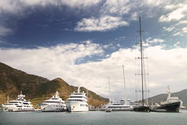 MARINA AT CHRISTOPHE HARBOUR DELIVERS 30,000 GALLONS OF FUEL TO 66M FEADSHIP