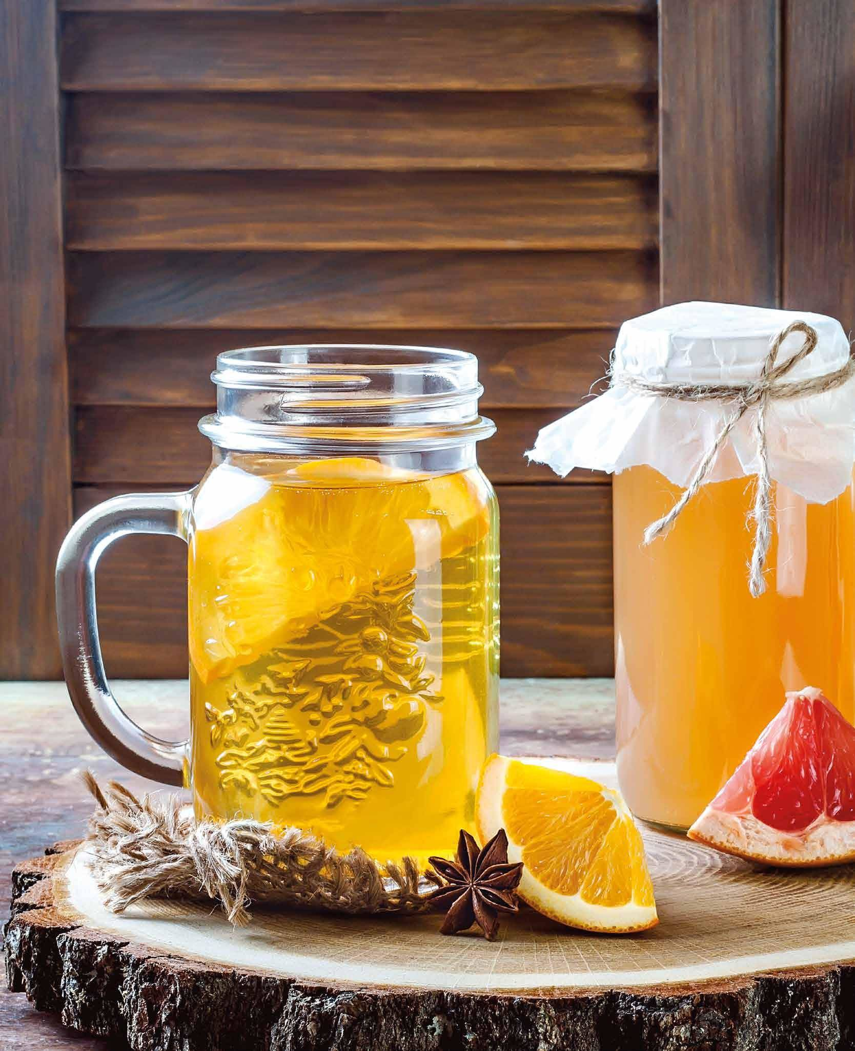4 Kombucha benefits to gut health