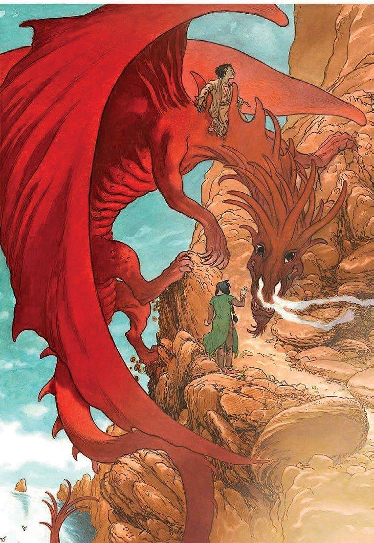 Earthsea Like You've Never Seen It