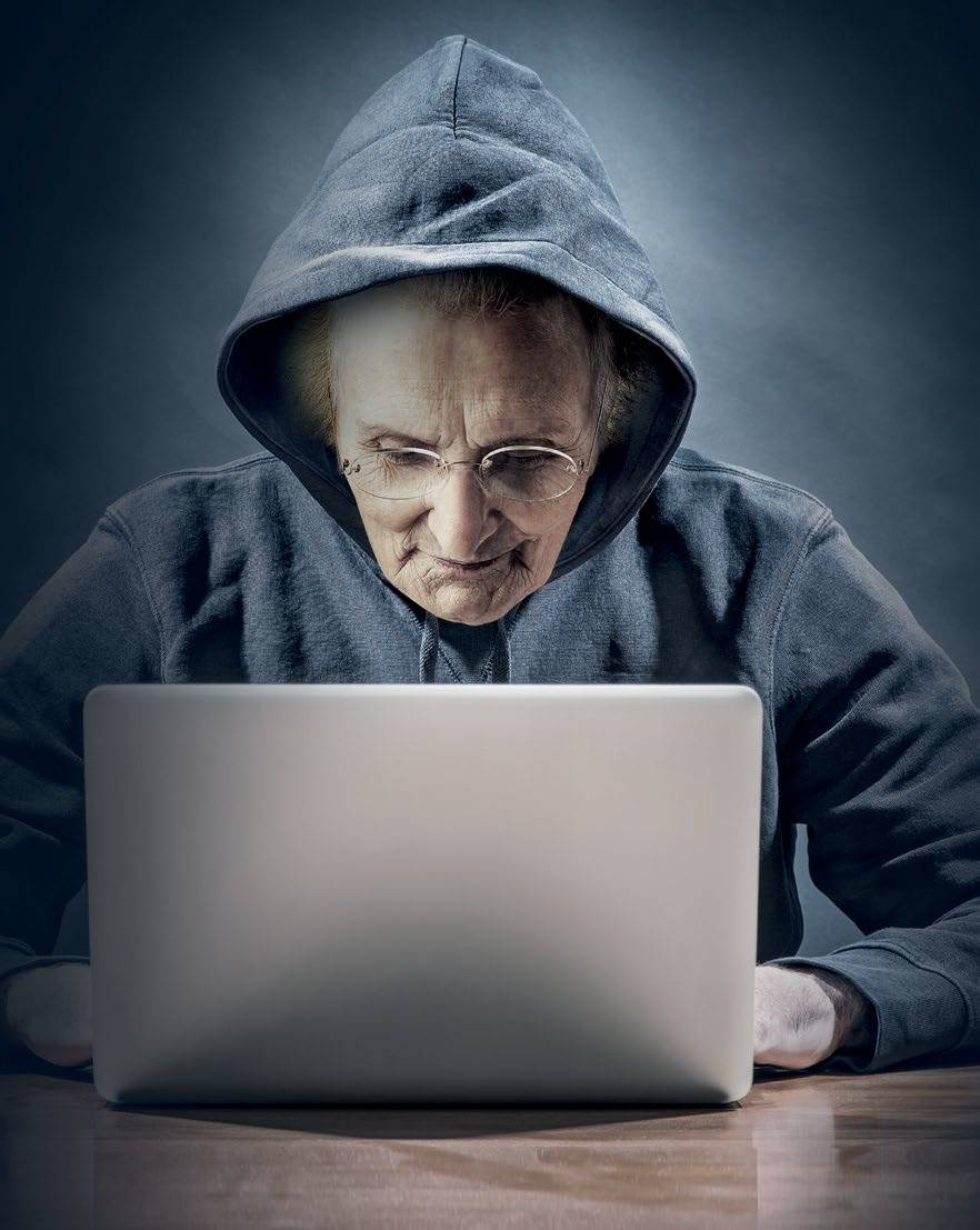 Could Your Grandma Be The Next Cybersecurity Expert?