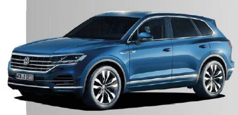 2019 VW Touareg: Larger, Lighter, Smarter, Agiler >> My Reading Room Magazine Articles From Sph Magazines