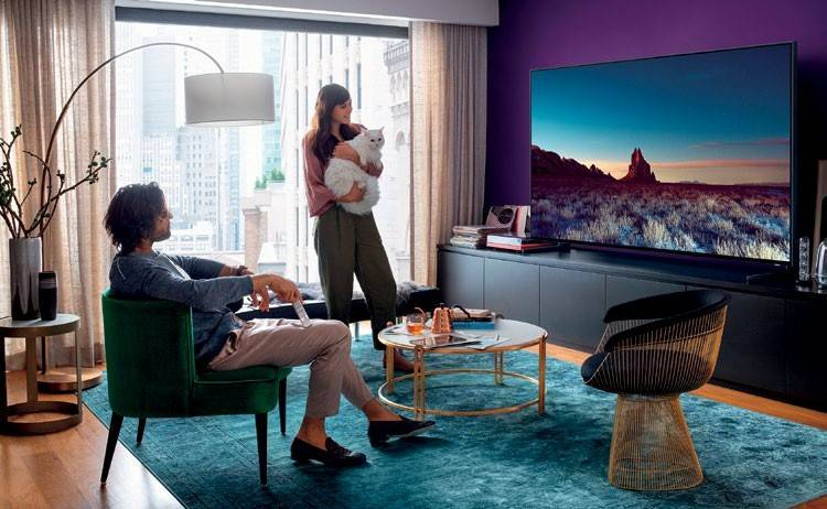 It's possible! Here's how Samsung QLED 8K TVs make existing content look better than their best