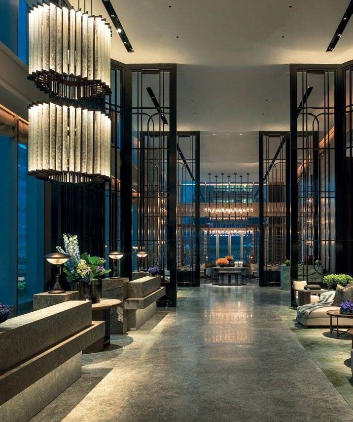 The St Regis Hong Kong