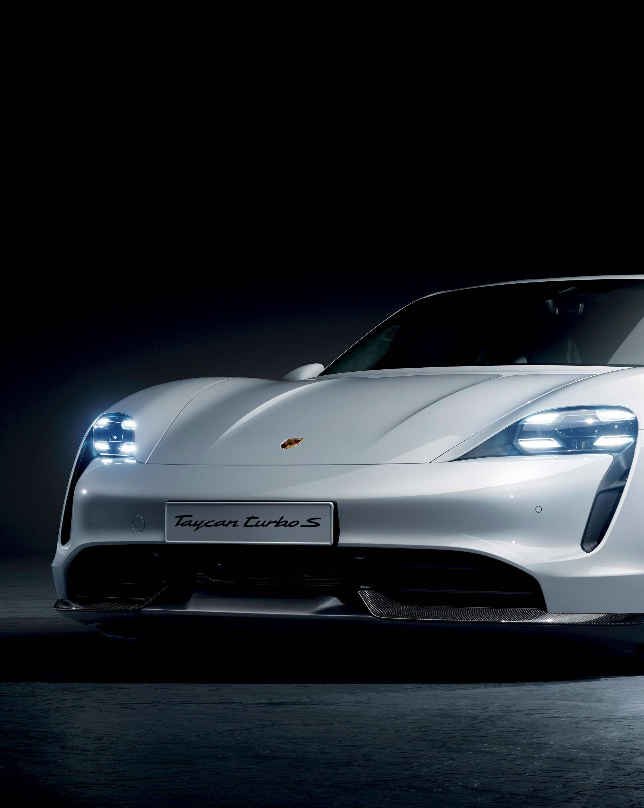 Porsche's Electric Future