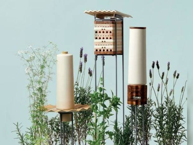 HOTELS FOR SOLITARY BEES
