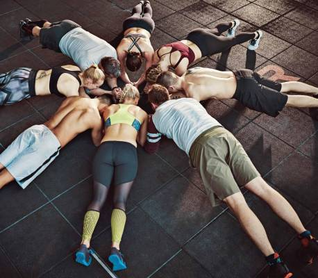 TOP FITNESS TRENDS OF 2018