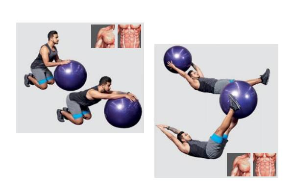 SHAUN TUPAZ'S BIG BALLS WORKOUT