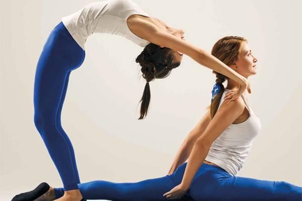 doubles yoga my reading room