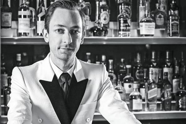 5 minutes with Roman Foltan, head bartender of Atlas