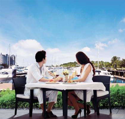 7 Restaurants in Singapore with the best views