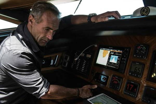 MIKE HORN'S POLE2POLE EXPEDITION PARTNERS WITH OFFICINE PANERAI