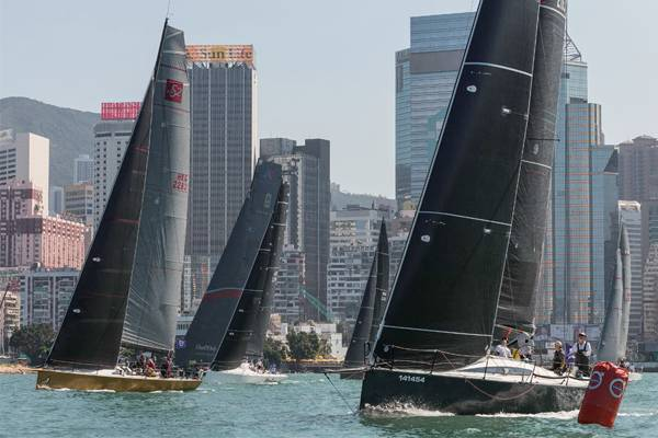 VOLVO HONG KONG RACE WEEK
