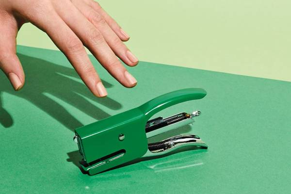 Beware the stapler stealer!